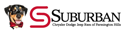 Suburban Chrysler Dodge Jeep Ram of Farmington Hills