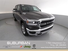 2019 Ram All-New 1500 BIG HORN / LONE STAR CREW CAB 4X4 5'7 BOX Crew Cab troy mi
