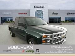 2014 Chevrolet Silverado 1500 LT Truck troy mi