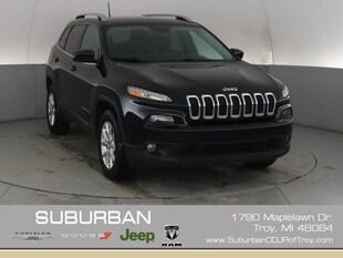 2017 Jeep Cherokee Latitude SUV