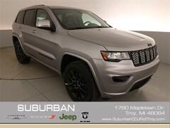 2019 Jeep Grand Cherokee ALTITUDE 4X4 Sport Utility troy mi