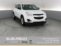 2012 Chevrolet Equinox LS SUV troy mi
