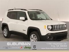 2018 Jeep Renegade LATITUDE 4X4 Sport Utility