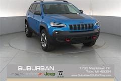 2019 Jeep Cherokee TRAILHAWK 4X4 Sport Utility troy mi
