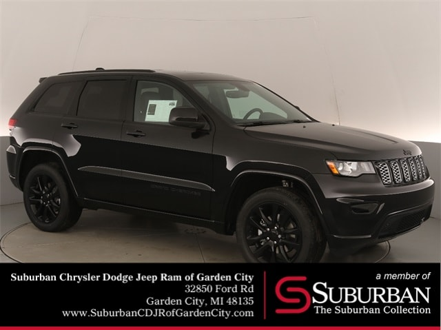 2019 jeep grand cherokee for sale in garden city mi - Suburban chrysler garden city mi ...