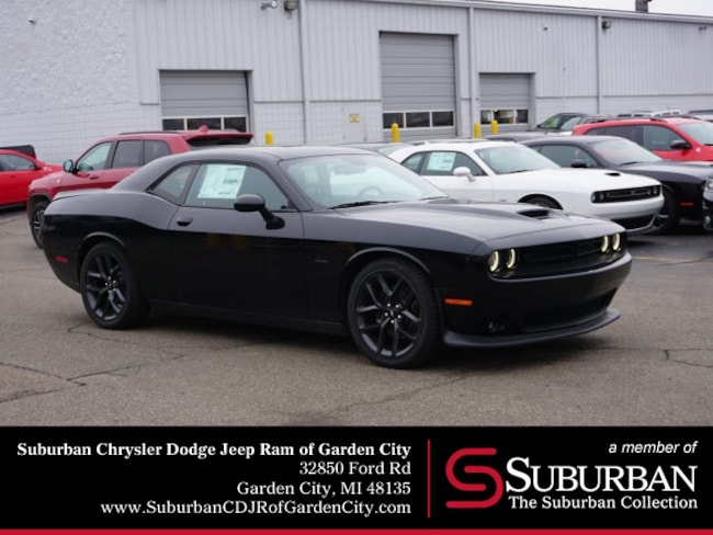 New 2019 Dodge Challenger R/T Coupe in Garden City, MI
