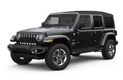 2019 Jeep Wrangler UNLIMITED SAHARA 4X4 Sport Utility in Garden City, MI