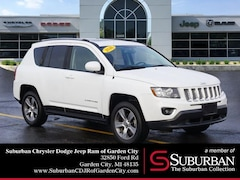 2016 Jeep Compass High Altitude SUV in Garden City, MI