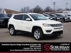 2019 Jeep Compass LATITUDE 4X4 Sport Utility in Garden City, MI