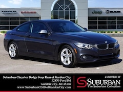 2014 BMW 4 Series 428i Xdrive Coupe in Garden City, MI