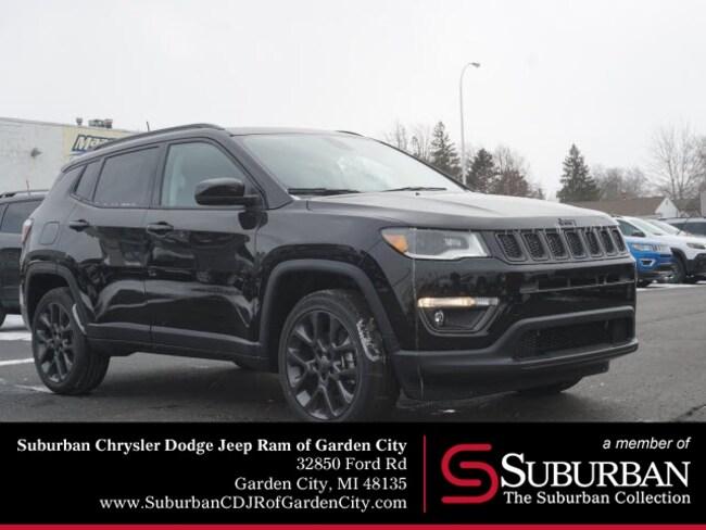 New 2019 Jeep Compass HIGH ALTITUDE 4X4 Sport Utility in Garden City, MI