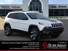 2017 Jeep Cherokee Trailhawk SUV in Garden City, MI