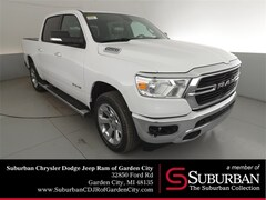 2019 Ram 1500 BIG HORN / LONE STAR CREW CAB 4X4 5'7 BOX Crew Cab in Garden City, MI