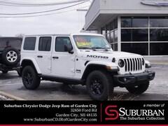2018 Jeep Wrangler UNLIMITED MOAB 4X4 Sport Utility in Garden City, MI
