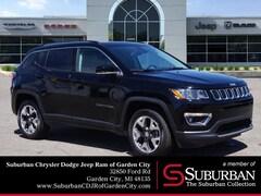 2018 Jeep Compass Limited SUV in Garden City, MI
