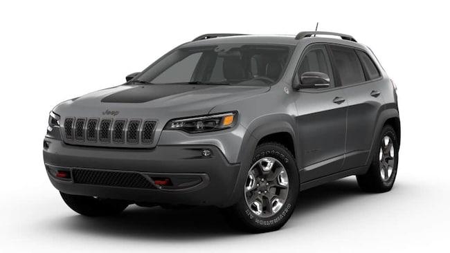 New 2019 Jeep Cherokee TRAILHAWK 4X4 Sport Utility in Garden City, MI