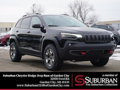 2019 Jeep Cherokee TRAILHAWK 4X4 Sport Utility in Garden City, MI