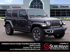 2018 Jeep Wrangler UNLIMITED SAHARA 4X4 Sport Utility in Garden City, MI