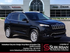 2018 Jeep Cherokee Overland SUV in Garden City, MI