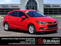 2017 Chevrolet Cruze LT Hatchback in Garden City, MI