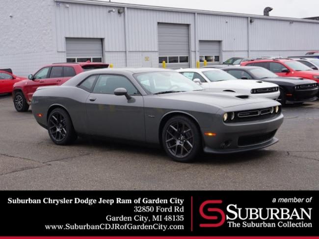 New 2019 Dodge Challenger R/T Coupe in Garden City, MI
