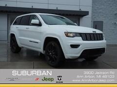 2019 Jeep Grand Cherokee ALTITUDE 4X4 Sport Utility ann arbor mi