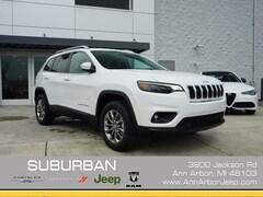2019 Jeep Cherokee LATITUDE PLUS 4X4 Sport Utility ann arbor mi