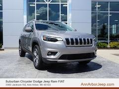 2020 Jeep Cherokee LIMITED 4X4 Sport Utility ann arbor mi