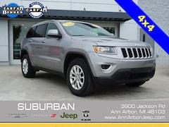 2016 Jeep Grand Cherokee Laredo 4x4 SUV ann arbor mi