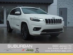 2019 Jeep Cherokee HIGH ALTITUDE 4X4 Sport Utility ann arbor mi