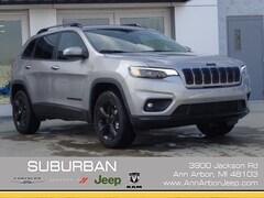 2019 Jeep Cherokee ALTITUDE 4X4 Sport Utility ann arbor mi