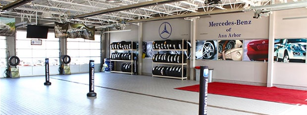 Mercedes Benz Service Center For SE Michigan