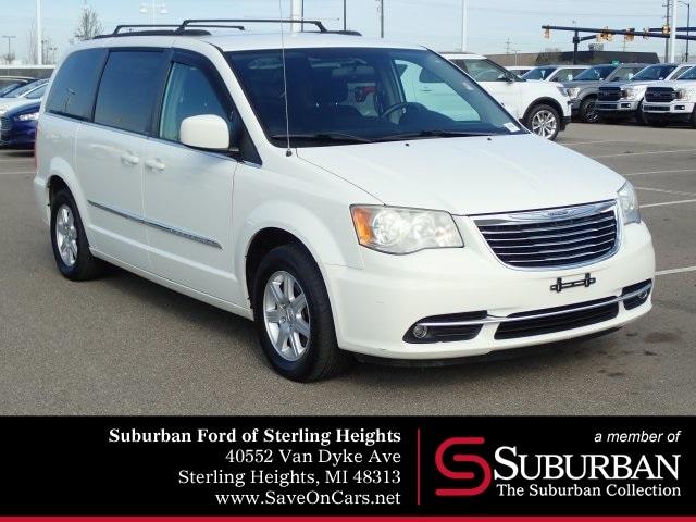 2011 Chrysler Town & Country Touring Minivan/Van