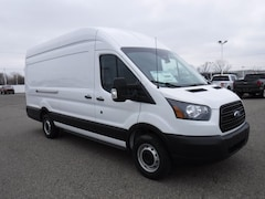 2019 Ford Transit-350 Base w/Dual Sliding Side Cargo Doors Van High Roof Ext. Cargo Van