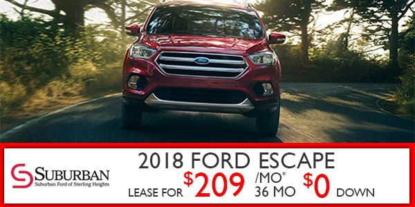New Ford Lease Specials