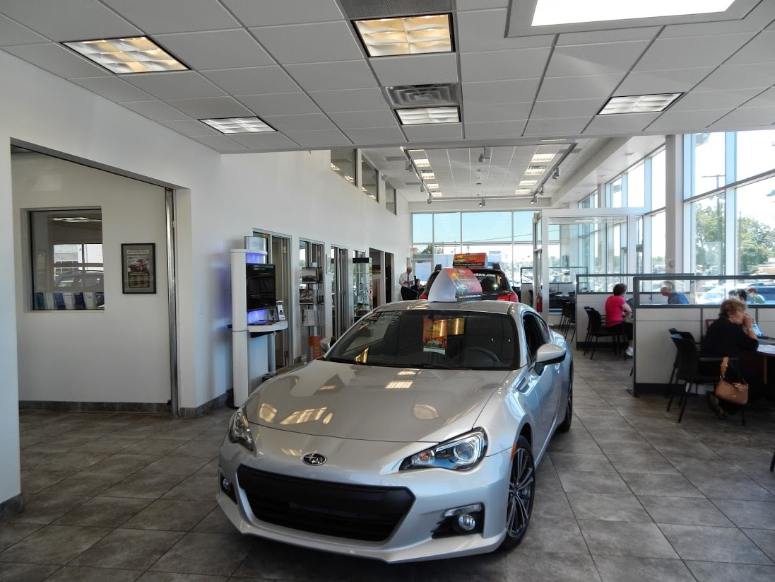 Subaru Dealers Ct >> Suburban Subaru Explore Our New Dealership