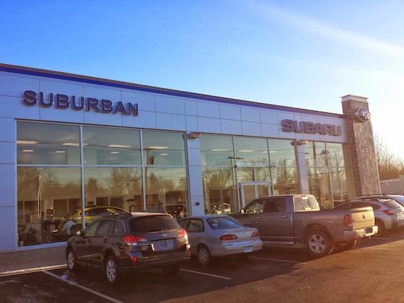 Subaru Dealers In Ct >> Manchester Ct Subaru Dealer Suburban Subaru