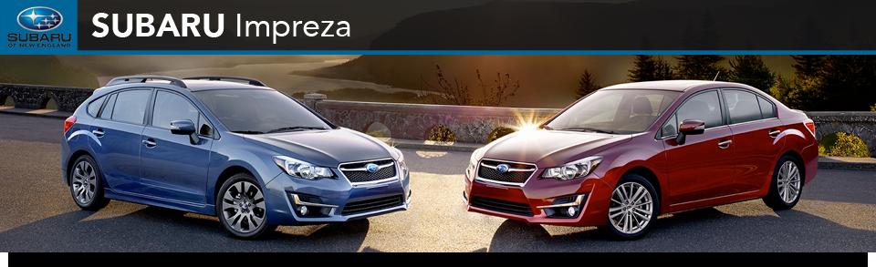 Subaru impreza deals