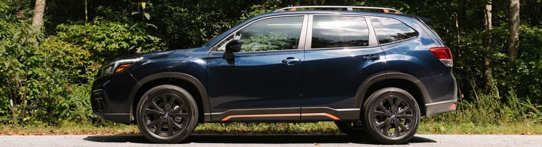 2019 Subaru Forester Lease Offers in Troy, MI