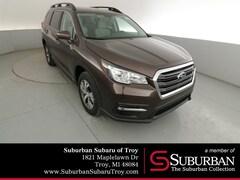 New 2019 Subaru Ascent Premium 7-Passenger SUV S3839 Troy, MI