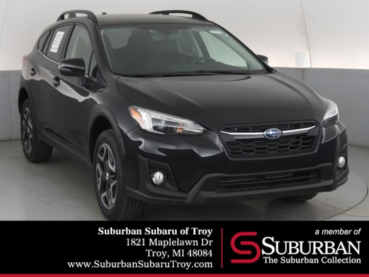 New 2019 Subaru Crosstrek 2.0i Limited SUV S3386 for sale in Troy, MI