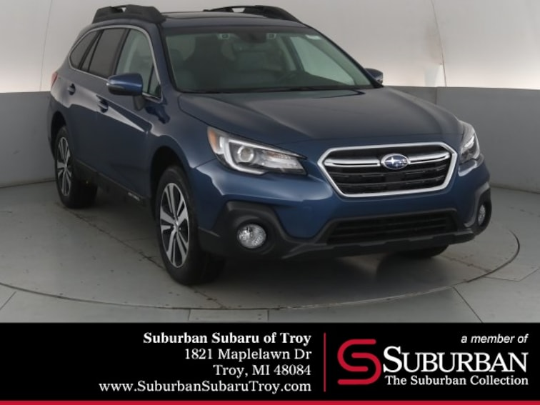 New 2019 Subaru Outback 3.6R Limited SUV S4055 for sale in Troy, MI
