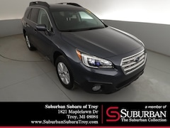 Used 2017 Subaru Outback 2.5i SUV S3722A Troy, MI