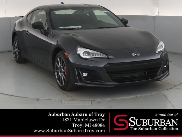 2018 Subaru BRZ Limited with Performance Package Coupe S10395