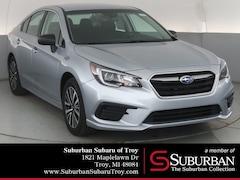 New 2019 Subaru Legacy 2.5i Sedan S3195 Troy, MI