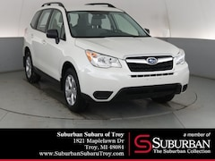 Certified Pre-Owned 2016 Subaru Forester 2.5i SUV SB11527 Troy, MI