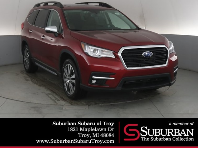 New 2019 Subaru Ascent Touring 7-Passenger SUV S3474 for sale in Troy, MI