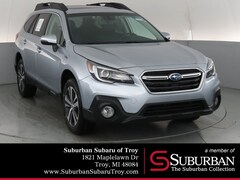 New 2018 Subaru Outback 2.5i Limited with EyeSight, Navigation, High Beam Assist, Reverse Auto Braking, LED Headlights, Steering Responsive Headlights, and Starlink SUV S9958 Troy, MI