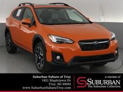 New 2019 Subaru Crosstrek 2.0i Limited SUV S3448 Troy, MI