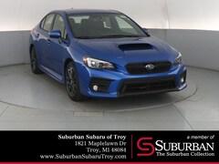 New 2019 Subaru WRX Premium (M6) Sedan S3132 Troy, MI